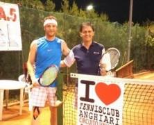 Il grande tennis del Trofeo della Battaglia verso il momento clou
