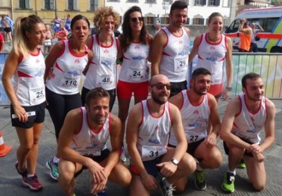 Run4U Anghiari al Trofeo Fratres 2015