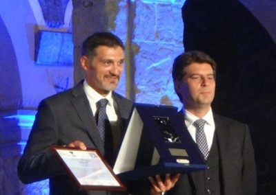 Samuele Papi Premio Fair Play 2015