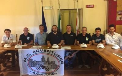conferenza stampa pre Trofeo Regioni MiniEnduro 20.7.16 sportapp