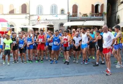 partenza Trofeo Città di Anghiari, sportapp