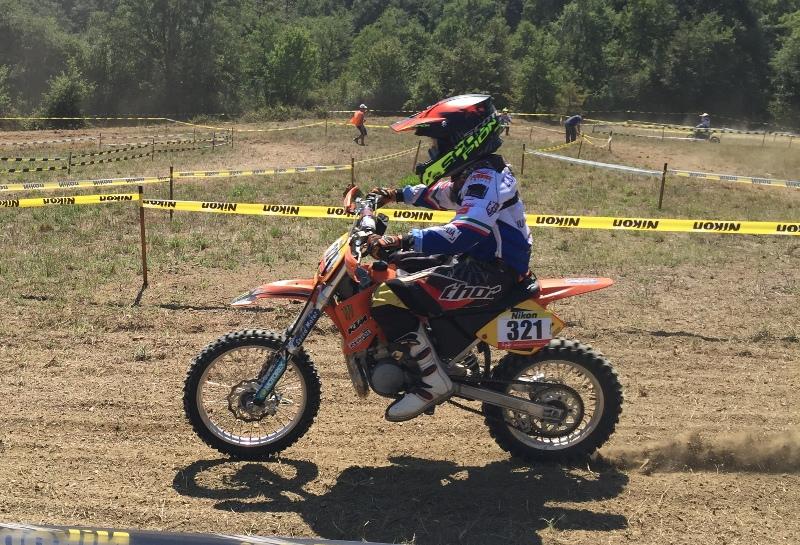 Mini Enduro Trofeo delle Regioni gara 1