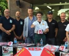 Ad Anghiari Trofeo delle Regioni Mini-Enduro e Asta per la Fondazione Simoncelli
