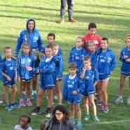 I giovani dell'Atletica Avis Sansepolcro alle Esordiadi