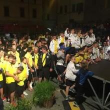 Serata di festa a Sansepolcro con il Galà dello Sport e i settori giovanili