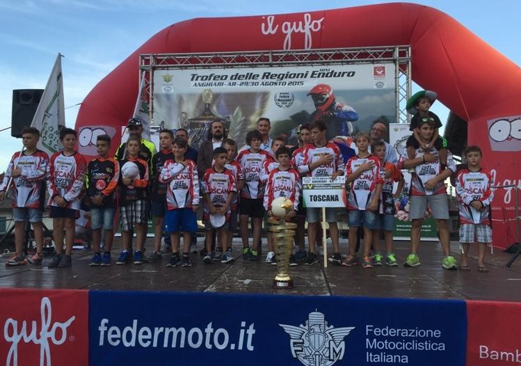 Trofeo delle Regioni Mini Enduro 2015 presentazione