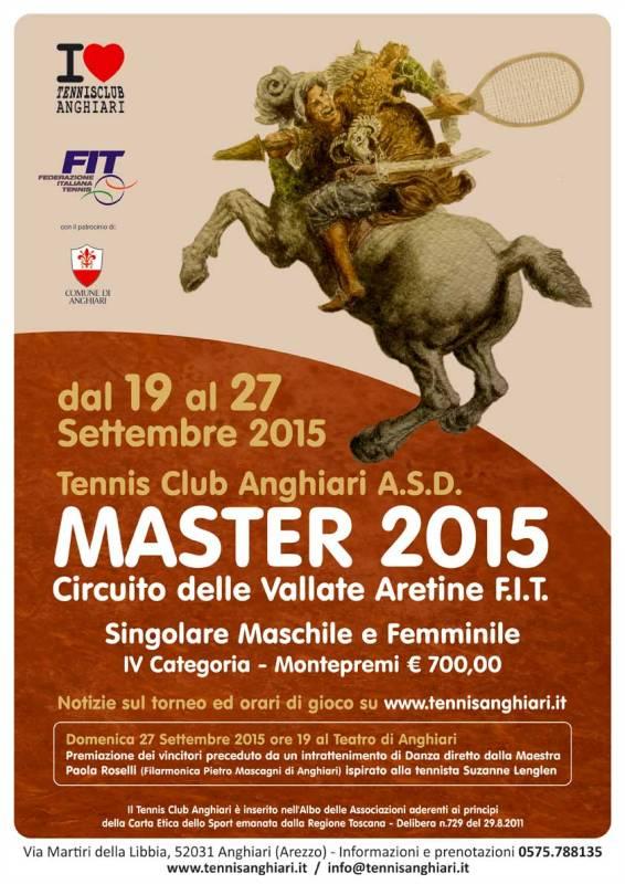 locandina Master Tennis 2015 Anghiari x sportapp.it
