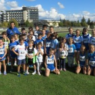 I giovani dell'Atletica Avis Sansepolcro tra Mini-Olimpiadi e Lamarina