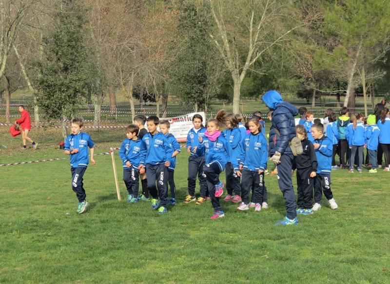 Atletica Avis Sansepolcro a Narni foto 1