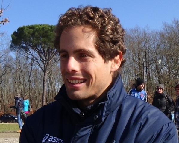 Alessandro Annetti, campestre Anghiari 2015