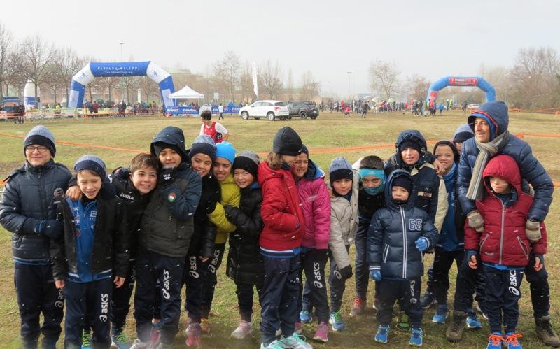 Giovani Atletica Avis Sansepolcro 17.1.16 a Foligno, foto 1