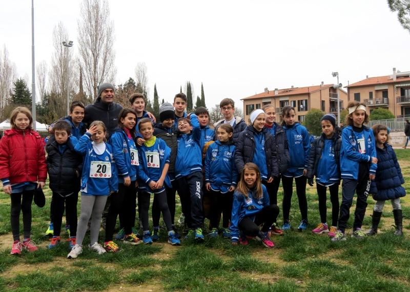 Atletica Avis 15-16 a Strozzacapponi, foto 1