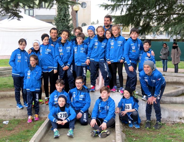 Atletica Avis Campionato Italiano di Corsa Campestre 13.3.16