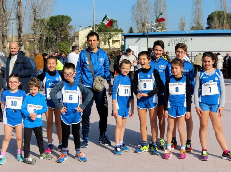 Atletica Avis Stramarzolin 20.3.16 foto 1
