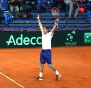 Coppa Davis 2016: A Pesaro è iniziata Italia-Svizzera. Azzurri avanti 2-0