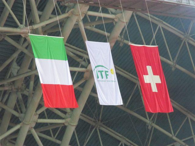 Italia-Svizzera Coppa Davis 2016, foto 4 Paolo Rossi