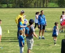 Iniziate a Bucine per l'Atletica Avis Sansepolcro le Esordiadi 2016