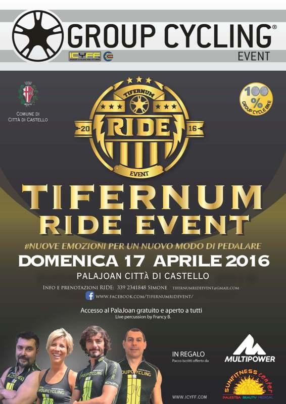 Tifernum Ride Event 2016 Città di Castello