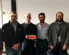 Più Forti del Vento, donato il terzo defibrillatore a Sansepolcro