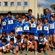 I giovani dell'Atletica Avis in evidenza al Trofeo Circolo Dipendenti Perugina
