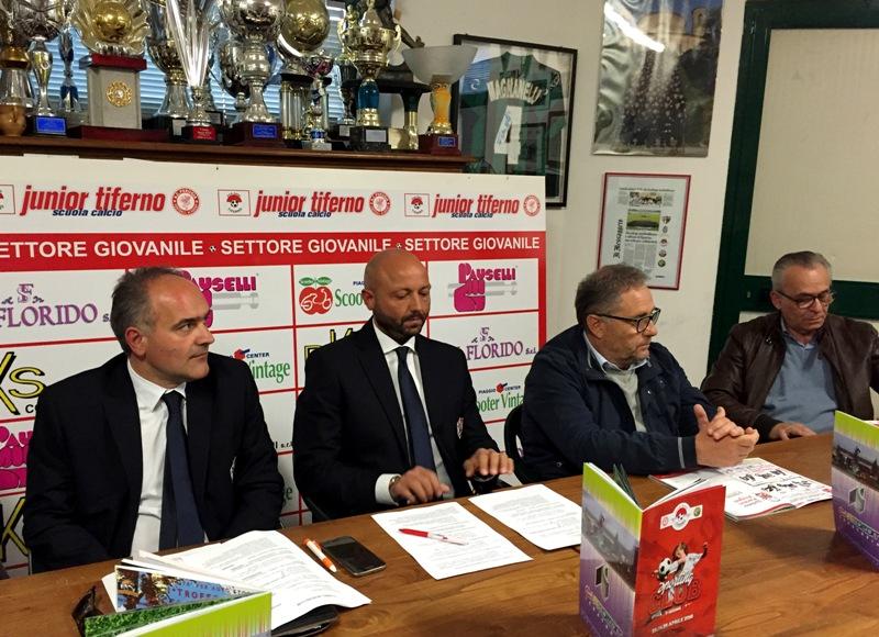 presentazione V Torneo Sporting Club foto 2
