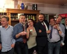 Il Giardino ha vinto il 2° Campionato Gioco di Carte a Coppie di Anghiari