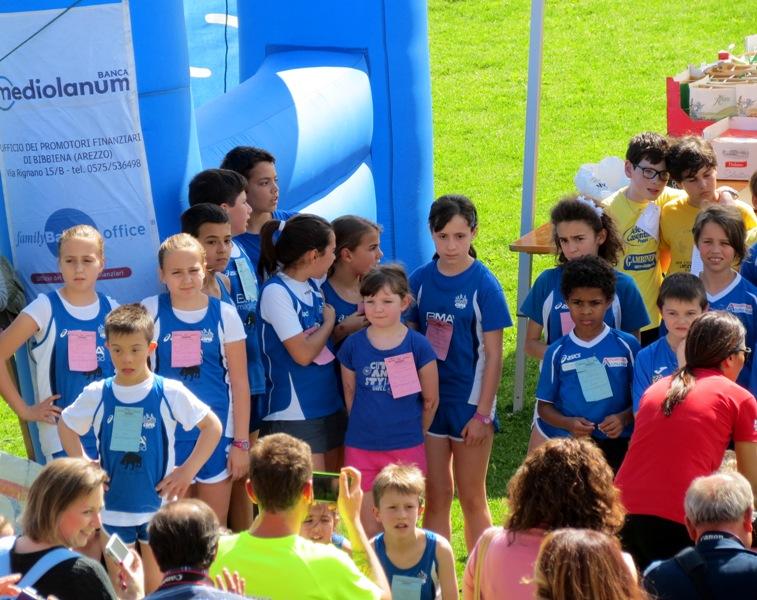 Giovani Atletica Avis a Bibbiena 15.5.16 foto 2