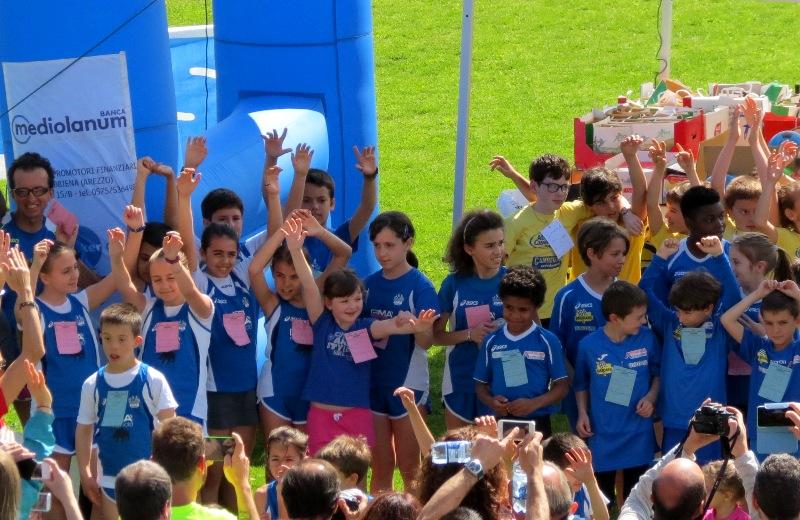 Giovani Atletica Avis a Bibbiena 15.5.16 foto 3