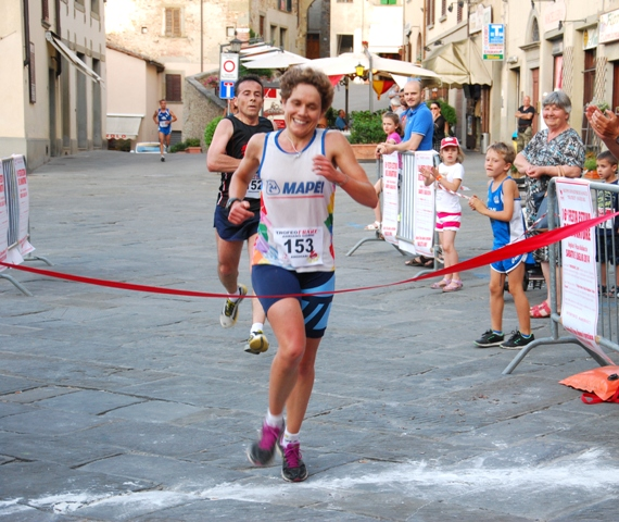 Paola Garinei vincitrice Trofeo Fratres Città di Anghiari