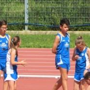 I risultati dell'Atletica Avis Sansepolcro nelle gare disputate ad Arezzo
