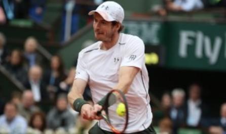 Andy Murray Roland Garros 2016, foto Patrick Boren