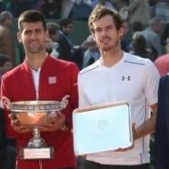 Djokovic batte Murray e vince il Roland Garros maschile