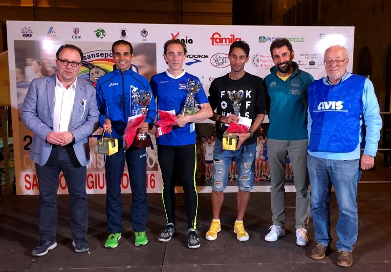 podio uomini Notturna 2016