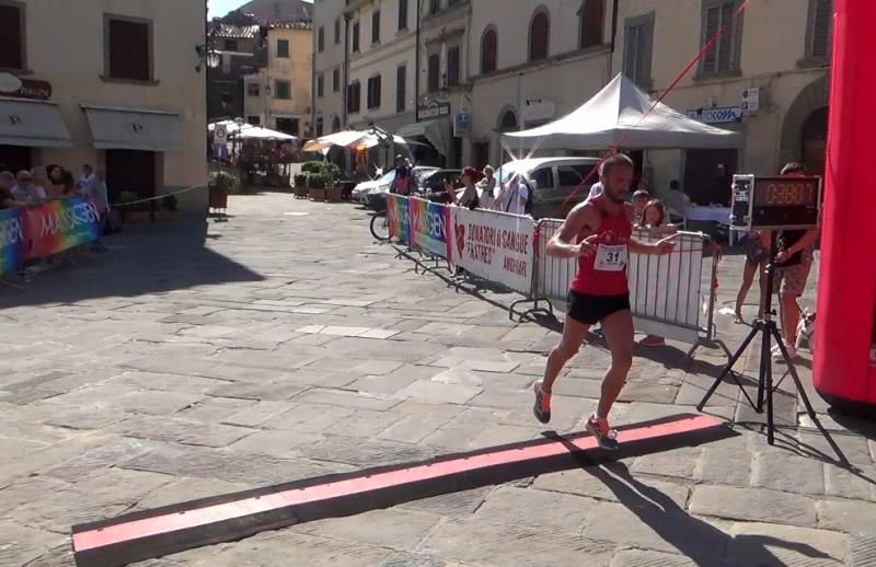 Attilio Niola vincitore ad Anghiari