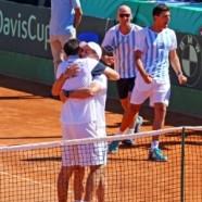 Argentina in semifinale di Coppa Davis dopo il successo con l'Italia