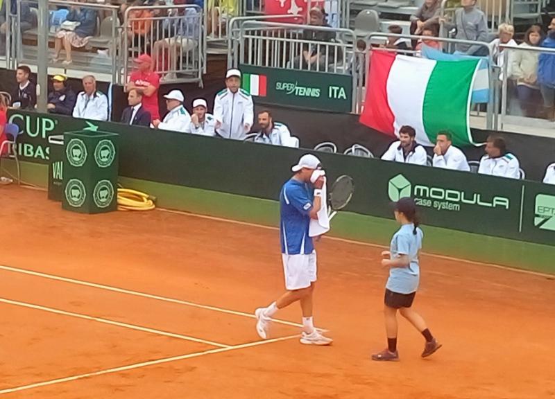 Italia - Argentina Davis 1.2