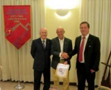 Grande successo per l'incontro con il prof. Pincolini a Sansepolcro