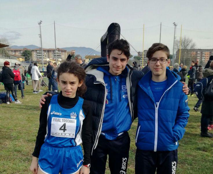 Atletica Avis Sansepolcro a Firenze
