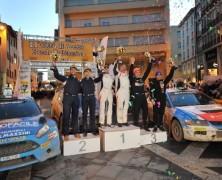 Cobbe concede il bis al Città di Arezzo Ronde Valtiberina