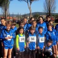 I giovani dell'Atletica Avis Sansepolcro a Strozzacapponi e Empoli