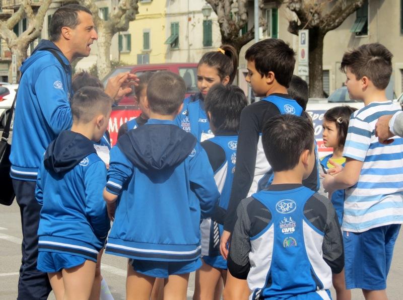 giovani Atletica Avis a Rassina 19.3.17 foto 2