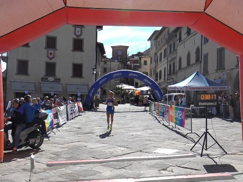 Lorenzo Vergni re del 5° Trofeo Fratres Città di Anghiari