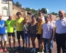 Trionfi di Vergni e Belardinelli nel V Trofeo Fratres Città di Anghiari