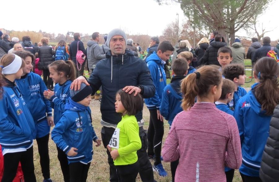 Giovani Atletica Avis Befana Campestre 6.1.18, foto 1