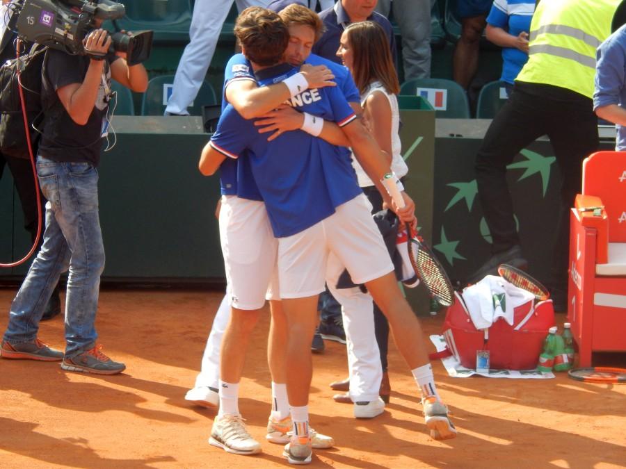 Abbraccio finale by francesco cardinali