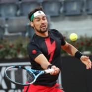 L'Italia del tennis esulta con l'impresa di Fognini a Roma