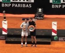 Svitolina e Nadal vincono gli Internazionali d'Italia di tennis