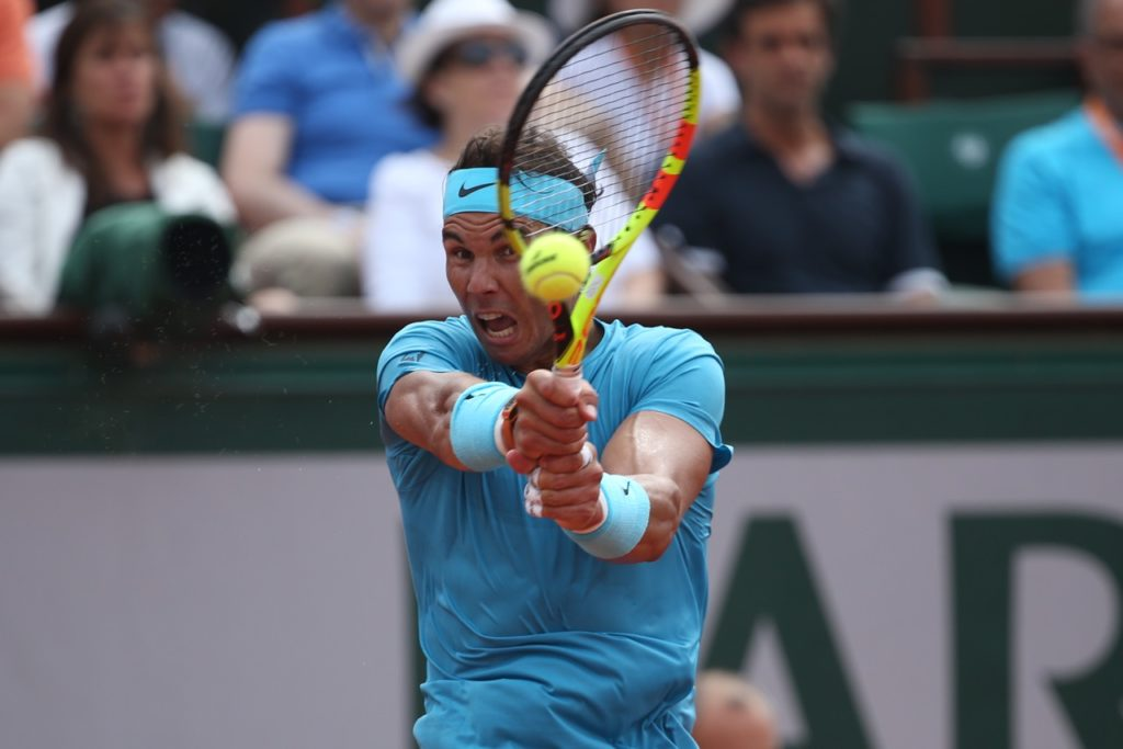Nadal trionfo Roland Garros 2018, foto 1 di Patrick Boren