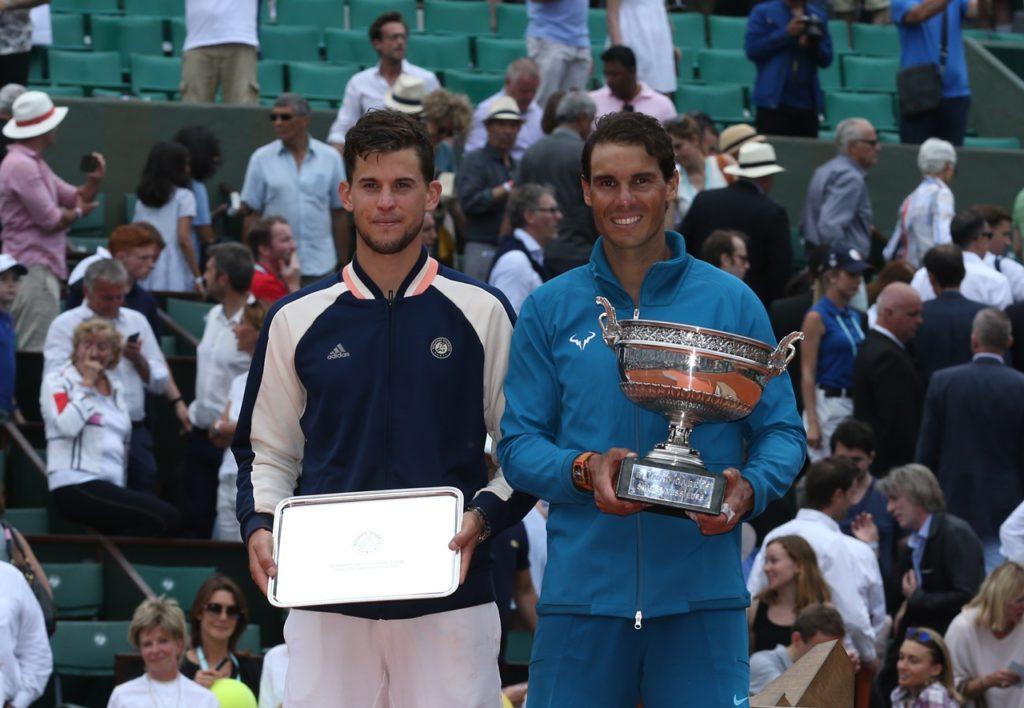 Nadal trionfo Roland Garros 2018, foto 3 di Patrick Boren