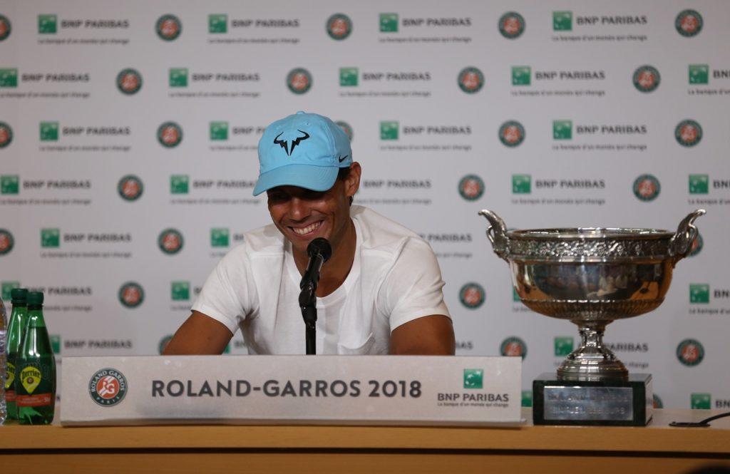 Nadal trionfo Roland Garros 2018, foto 5 di Patrick Boren